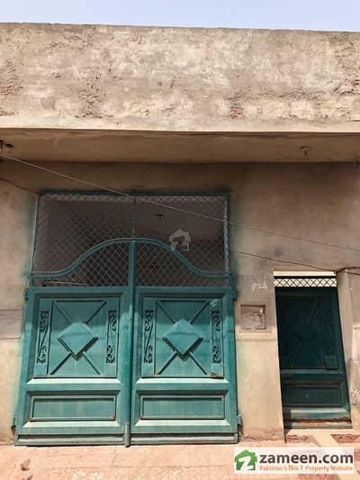 7 Marla Corner House For Sale At Sargodha Punjab Pakistan