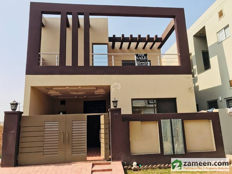 Front Elevation Of Houses Karachi : Marla house in state life arabian style front