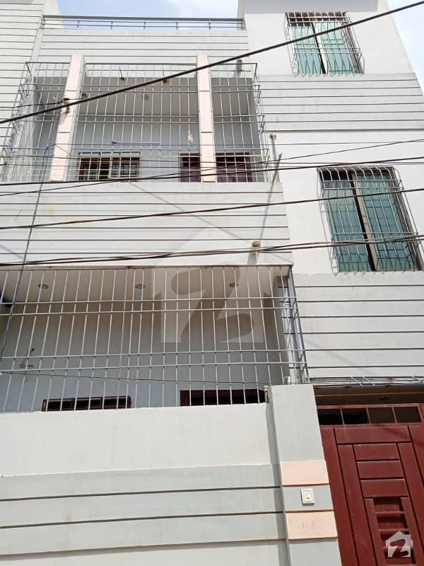 60 sqy dabule story house block 12 Gulistan e jauhar briend new