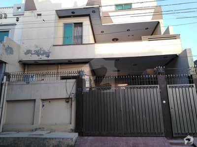 6.75 Marla Triple Storey House For Sale At Khyban E Asad