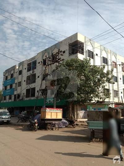 Korangi Corner Apartment  Is Available For Sale