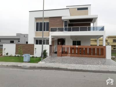 DHA 2 Sector D 1 Kanal Brand New 5 Bed House