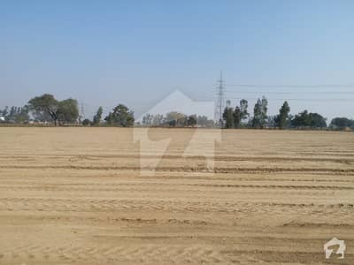 8 Marla Commercial  plot for sale on installments in Al Mairaj Garden Islamabad