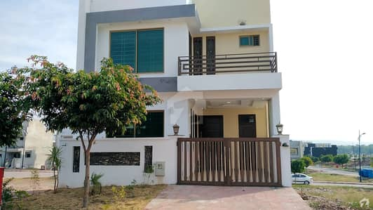 5 Marla 3 Bedrooms House Available For Sale Sector H Road 1 Bahria Enclave Isl