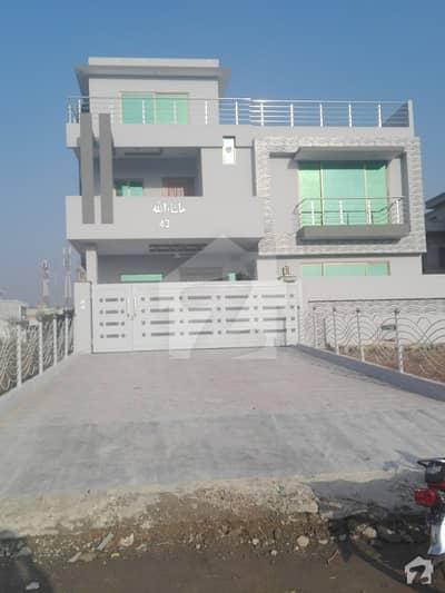 Brand New Sun Facing Beautiful 10 Marla House For Sale In G-13