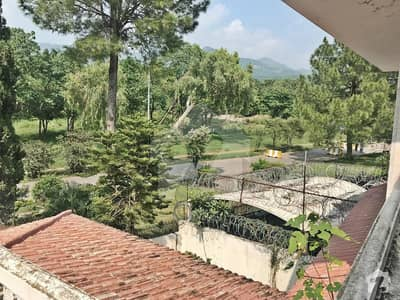 A House Is Available For Sale In E7 Near To Margalla Hills  Islamabad