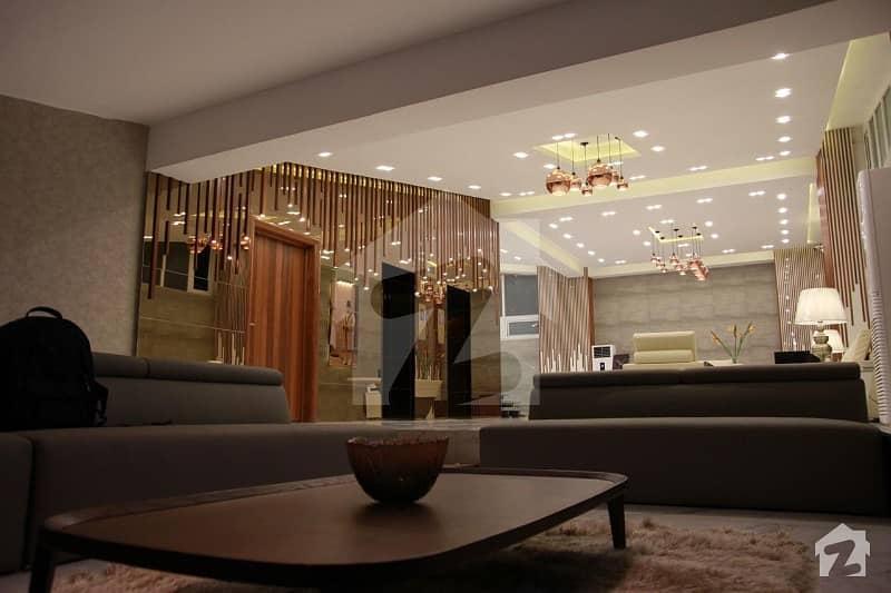 Clifton Block 7 4 Bed Room Brand New Apartment Near Jammat Khana