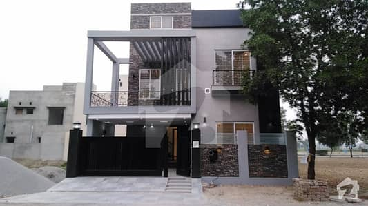 8 Marla Brand New Double Storey House For Sale In B Block Of OLC Bahria Orchard Lahore