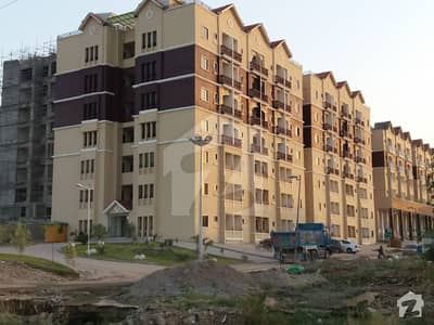 3 Beds Defence Residency Flat For Sale