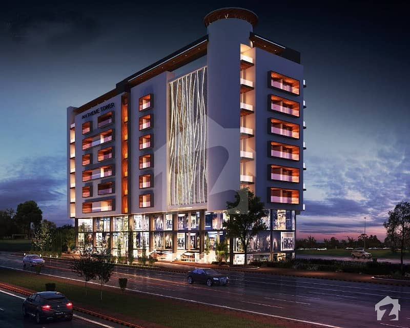 2 Bed Room Flat For Sale In Bahria Town