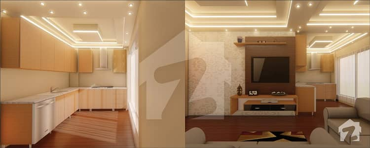 2 Bed Fully Furnished Most Luxury Apartment For Sale On Installments
