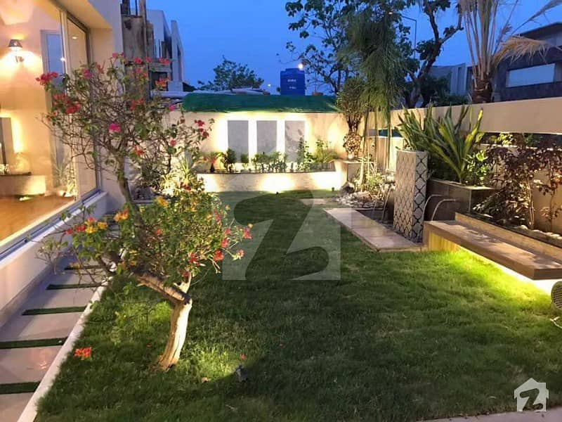 1 Kanal Luxurious Bungalow for Rent in DHA Phase 5 A Block