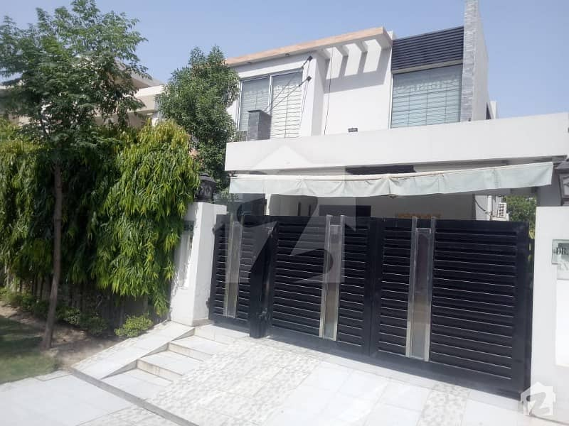 12 Marla 2 Years Old Mazhar Munir Design Bungalow Near To Park Masjid And Jalal Sons