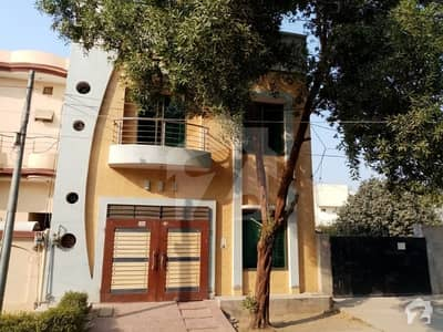 5 Marla Double Storey House Is Available For Sale On Girl College Road Near To Aziz Masjid Sahiwal