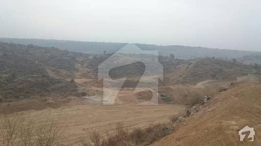 8 Marla Commercial  plot for sale on installments in Al Mairaj Garden Islamabad