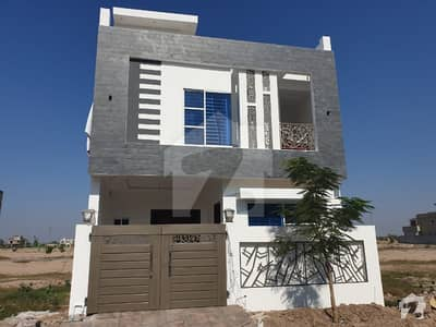 5 Marla Beautiful Double Storey Villa For Sale In D Block