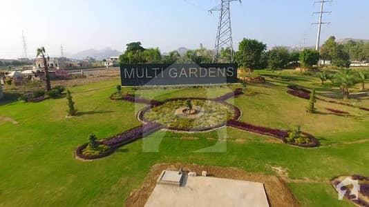 دیگر بی ۔ 17 اسلام آباد میں 11 مرلہ کمرشل پلاٹ 2.25 کروڑ میں برائے فروخت۔