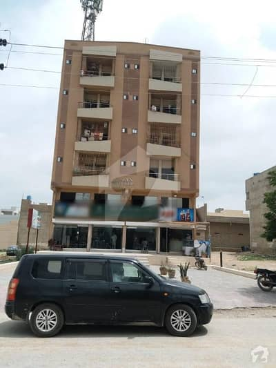 Apartment Is Available For Sale On Good Location