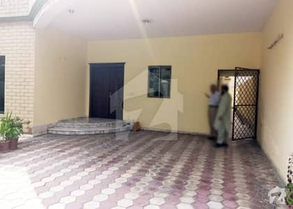 1 Kanal Used Good Condition Single Storey House For Sale With 4 Beds Near Allah Ho Chowk