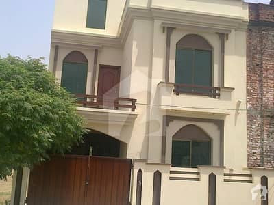5 Marla Well Located Complete House Is Ready For Rent