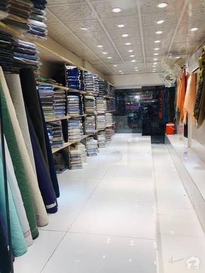 ملیر کراچی میں 1 مرلہ دکان 86 لاکھ میں برائے فروخت۔