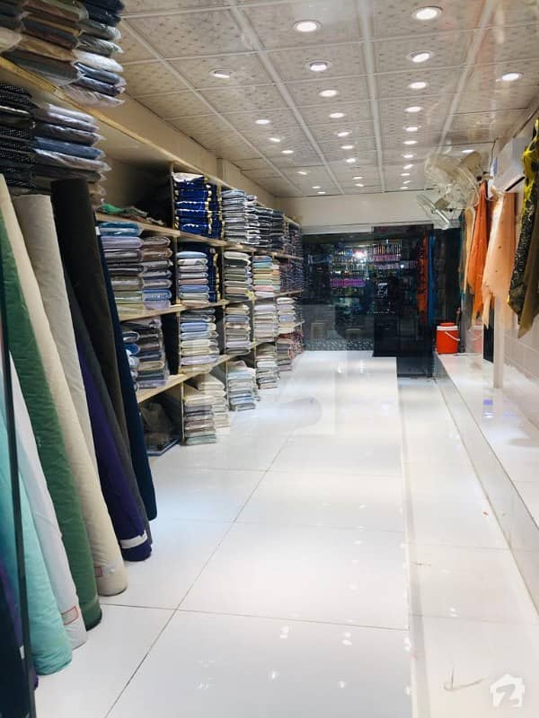 Shop Is Available For Sale - Malir Ghanchi Market