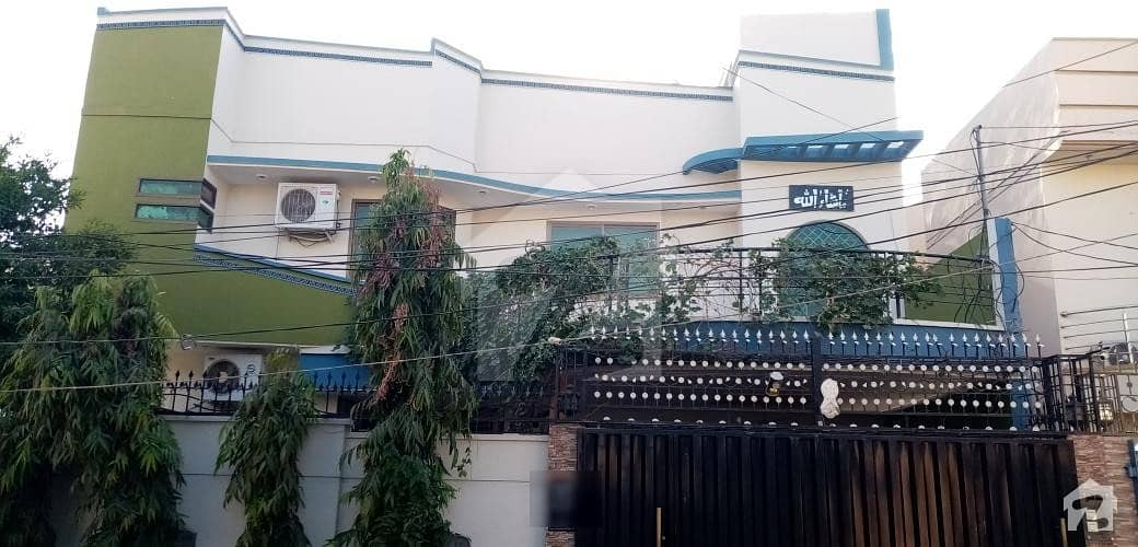 Triple Storey House Available For Sale In Khuwaja Bungalows Rahim Yar Khan