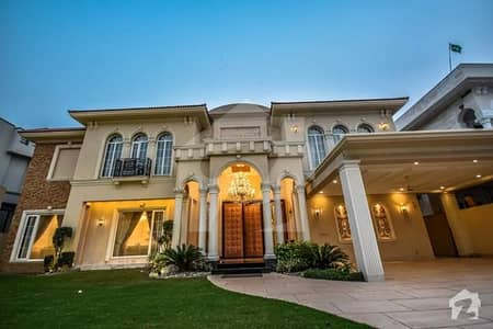 2 Kanal  Brand New  House Is For Sale In A Prime Location Of Dha