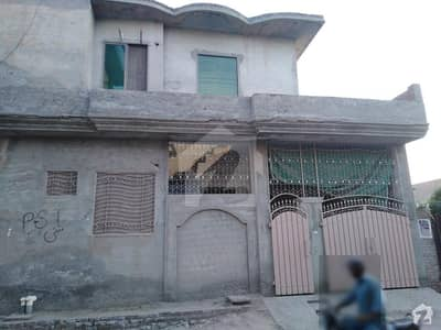 6 Marla 168 Square Feet Double Storey House Available For Sale