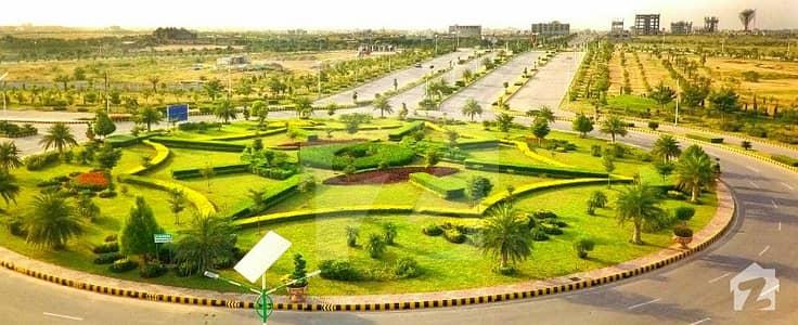 8 Kanal Commercial Plot of Main Business Avenue Gulberg Green Islamabad