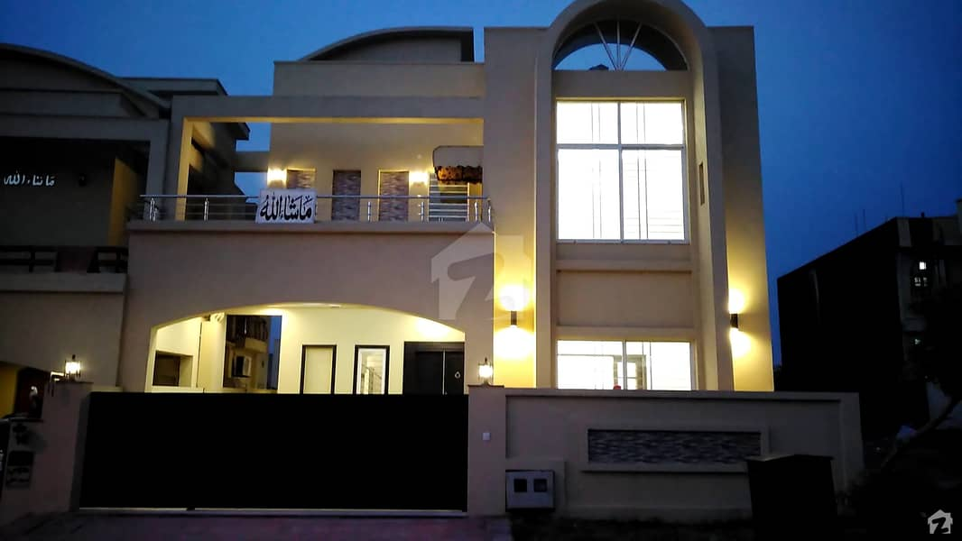 You Will Love This Double Storey 10 Marla  House In Bahria Enclave Islamabad