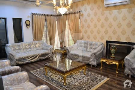 01 KANAL AWESOME FULLY FURNISHED HOUSE FOR SALE IN DHA PHASE 5