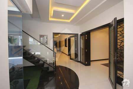 1 Kanal Brand New Double Unit 6 Beds Double Storey Bungalow For Sale