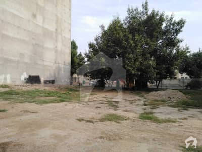 8 Marla Commercial Plot For Sale In Aa Block Plot No 410 In Bahria Town Lahore