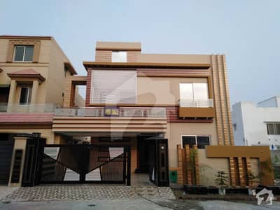 Superb Alleviation Brand New 10 Marla House In Jasmine Block Picture Attached At Good Price