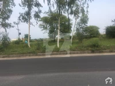7 Kanal Commercial Plot For Sale In Gt Road Rawalpindi