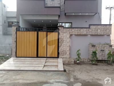 4 Marla Brand New House For Sale In F Block Of Al Rehman Phase 2 Lahore
