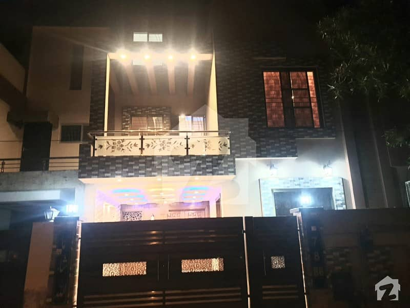 5 Marla Double Story House Is Available For Rent In Bahria Town Lahore Sector D