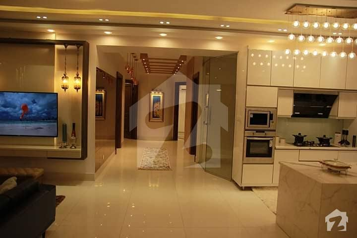 Brand New Un Furnished Apartment For Rent