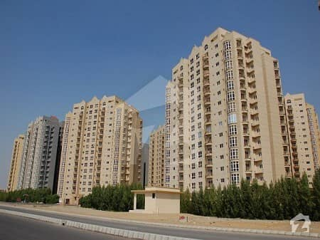2 Bed Apartment For Sale  On Installment Central Park Bahria Town Karachi