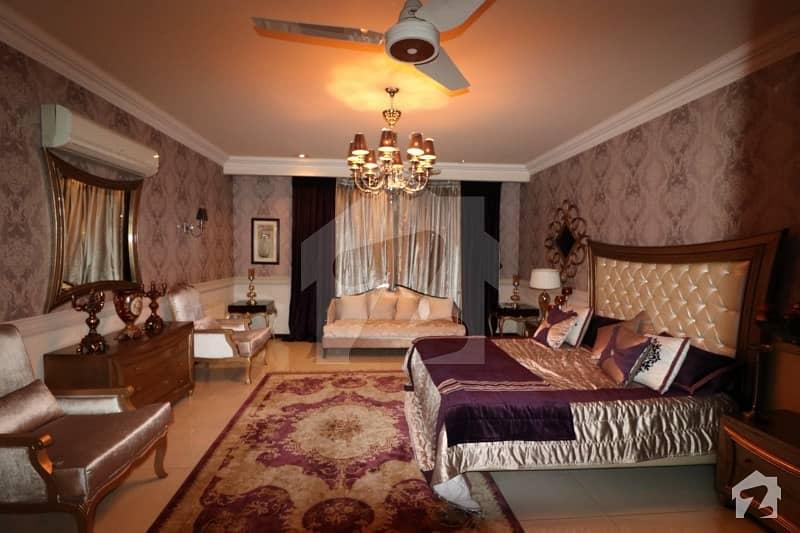 2 Kanal New Fully Furnished Beautiful Luxury Palace Like Bungalow In Dha Phase 1