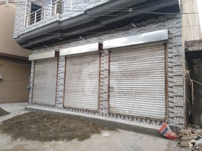 Shop Available For Sale On Good Location