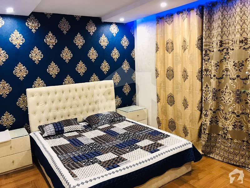 1 Bed Fully Furnished Luxury Apartment For Rent In Bahria Town Lahore