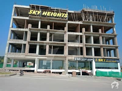 Bahria Enclave Islamabad Sky Heights Luxury Heights