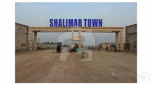 Corner Plot For Sale In Shalimar Town