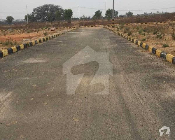 Main Univ Road Commercial Plot 440 Yards 3 Side Corner Block 2 Jauhar