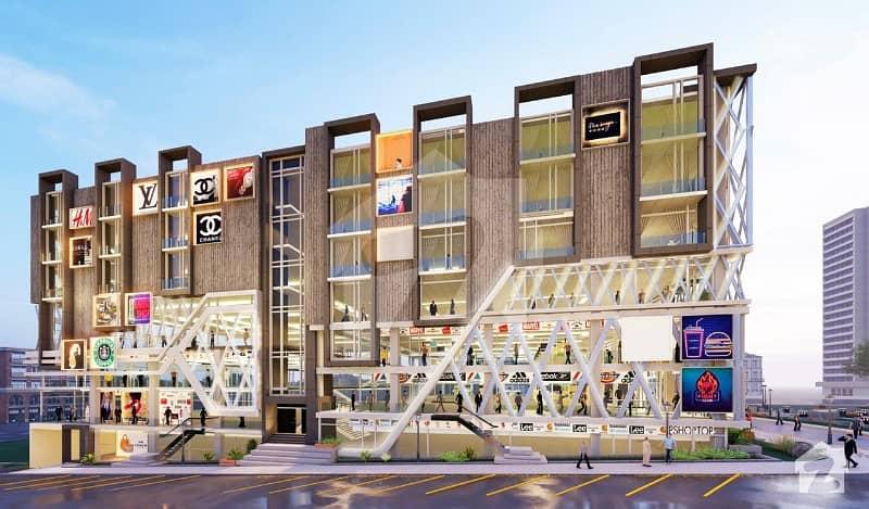 گلبرگ ریزیڈنشیا گلبرگ اسلام آباد میں 1 مرلہ دکان 60.84 لاکھ میں برائے فروخت۔