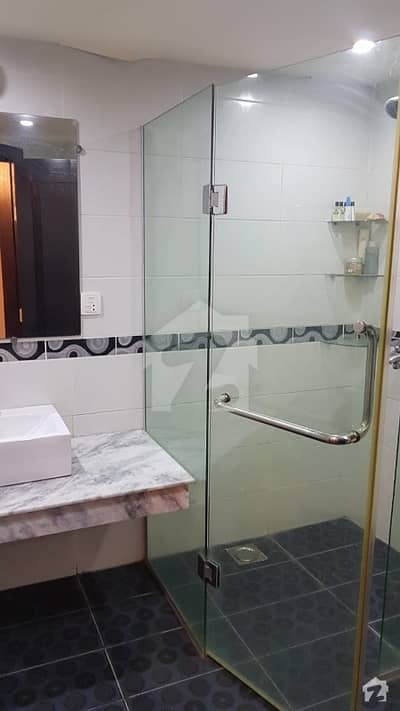 Out Class 10 Marla Fully Furnished Double Storey House Available