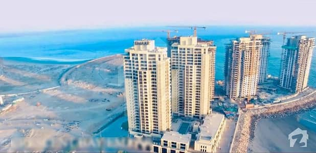 Coral Tower Emaar Crescent Bay Beautiful Sea View Apartment For Sale