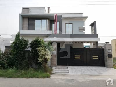 10 Marla House Is Available For Sale In Canal View Sector 2 Gujranwala